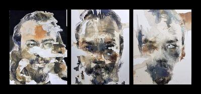 Silawit Poolsawat, 'Together three self portraits ', 2019