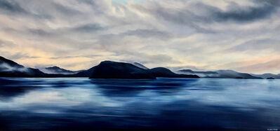Corrine Wolcoski, 'Tongas Blue', 2020