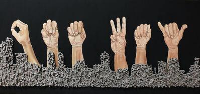 Donis Llago / Yoao Hojas, 'One Way', 2017