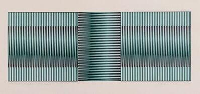 Carlos Cruz-Diez, 'Inducción Cromática', 1983