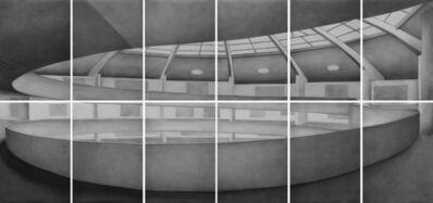 Rainer Wölzl, 'Panoptikum III Solomon R. Guggenheim Museum', 2017