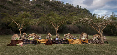 Claire Rosen, 'The Hyena Feast', 2016