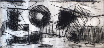 Oleg Kudryashov, 'Composition (Love), Plate 714', 1983