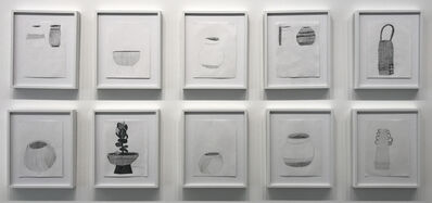 Jonas Wood, 'Computer Drawings', 2008