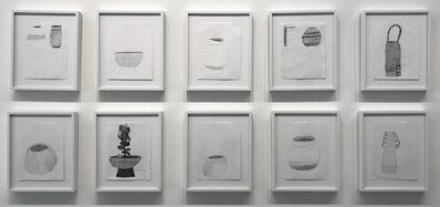 Jonas Wood, 'Computer Drawings', 2008