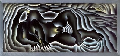 Judy Chicago, 'Earth Birth, from the Birth Project', 1983