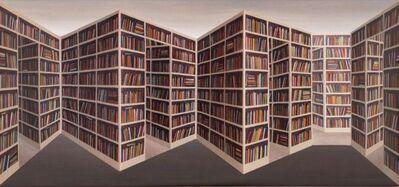 Patrick Hughes, 'Reverspective', 1996