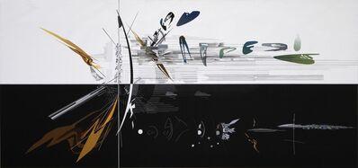 Zaha Hadid, ''Vision for Madrid', Spain', 1992