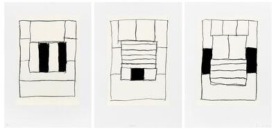 Sean Scully, 'Triptych', 2007