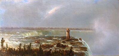 Régis François Gignoux, 'Niagara Falls ', Date unknown.