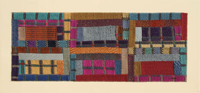 Ottavio Missoni, 'No. 3, Rectangles', ca. 1980
