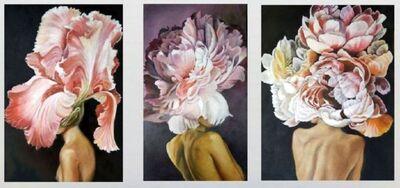 Eva Vogt, 'Floral Serie', 2019