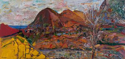 Yehouda Chaki, 'The Three Mountains 1909 ', 2019
