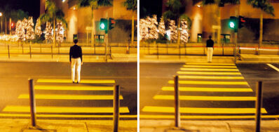 Pak Sheung Chuen, 'About Zebra Crossing', 2003