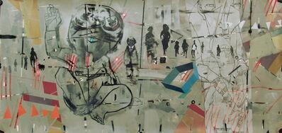 Wilson Borja, 'Estudio 3', 2014