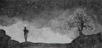 Hans Op de Beeck, 'The Night Walkers (1)', 2020