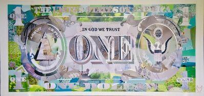 Mermic, 'Do Not Underestimate the Power of One Dollar', 2016