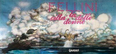 Andrea Pazienza, 'LA CITTA' DELLE DONNE', 1980