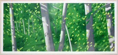 Alex Katz, 'Forest', 1992