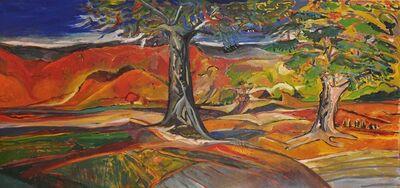 Yehouda Chaki, 'Red Mountain 1411', 2014