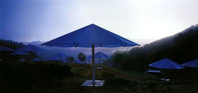 Wolfgang Volz, 'The Umbrellas, Japan U.S.A (Japan)', 1984 -1991