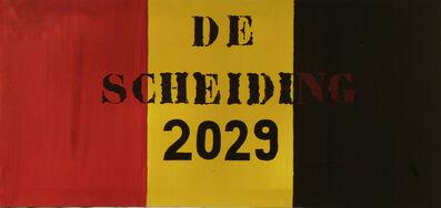 Barthélémy Toguo, 'De Scheiding', 2008