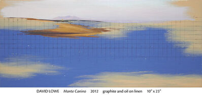 David Lowe, 'Monte Casino', 2012
