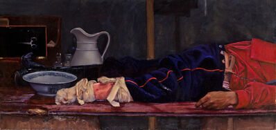 William Blake (b. 1991), 'Embalming', 2020