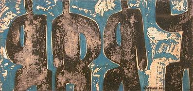 Herbert Siebner, 'Four Men (4149)', 1965