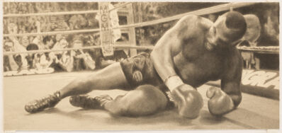 Howard Kanovitz, 'Untitled (Mike Tyson)', 1996