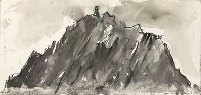 Norman Ackroyd, 'Black Rock (I)', 2019