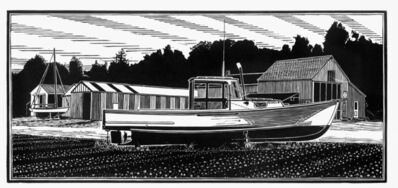 James Dodds, 'Maine Lobster Boat'