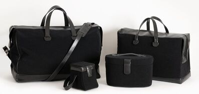 Lorna Simpson, 'Set of 4 Leather Bags (Overnight Bag; Jumbo; Late, Late Afternoon; and Dopkit)', 1998
