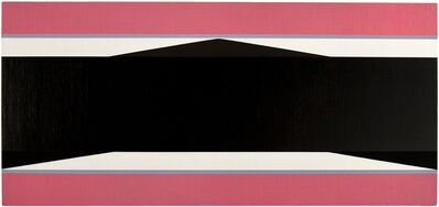 Don Voisine, 'Pinky - geometric abstraction', 2014