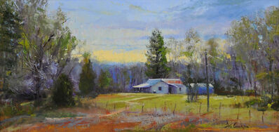 Dot Courson, 'Pathway Home', 2018