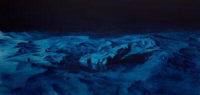 Levi van Veluw, 'Landscape with rock', 2020