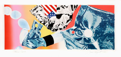 James Rosenquist, 'Flamingo Capsule', 1973