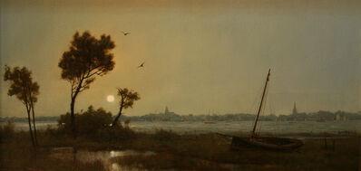 William R. Davis, 'Nantucket Nocturne', 2014