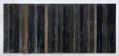 Gregor Hildebrandt, 'Endlich wieder unten (K. Wecker)', 2013