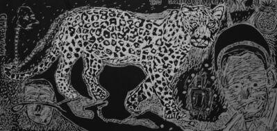 Locust Jones, 'Leopard and Madiba', 2012