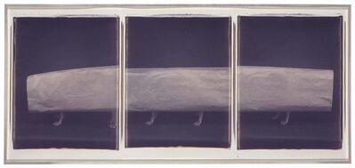 William Wegman, 'Pipeline', 1989