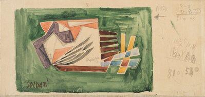 Atanasio Soldati, 'Studio per 'XX settembre'', 1951 ca.