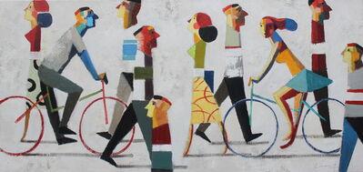 Didier Lourenço, 'Maybe', 2018
