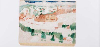 Justin McCarthy, 'Switzerland', 1917-1922