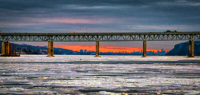 Jeffrey Friedkin, 'Frozen City Sunset', 2015
