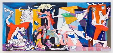 Alex Chaves, 'Guernica', 2018