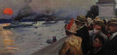 Stanley Massey Arthurs, 'The Fleet', 1912