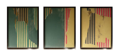 Guido Ignatti, 'Pared y Ventana # 1, 2 y 3', 2013