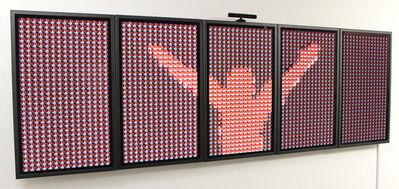 Rafael Lozano-Hemmer, 'Make Out, Plasma Version', 2009