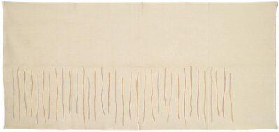 Giorgio Griffa, 'Untitled (2 colori)', 1970